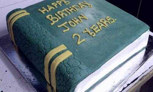 MODERN CAKE MAKING AND DECORATION-INTERMEDIATE