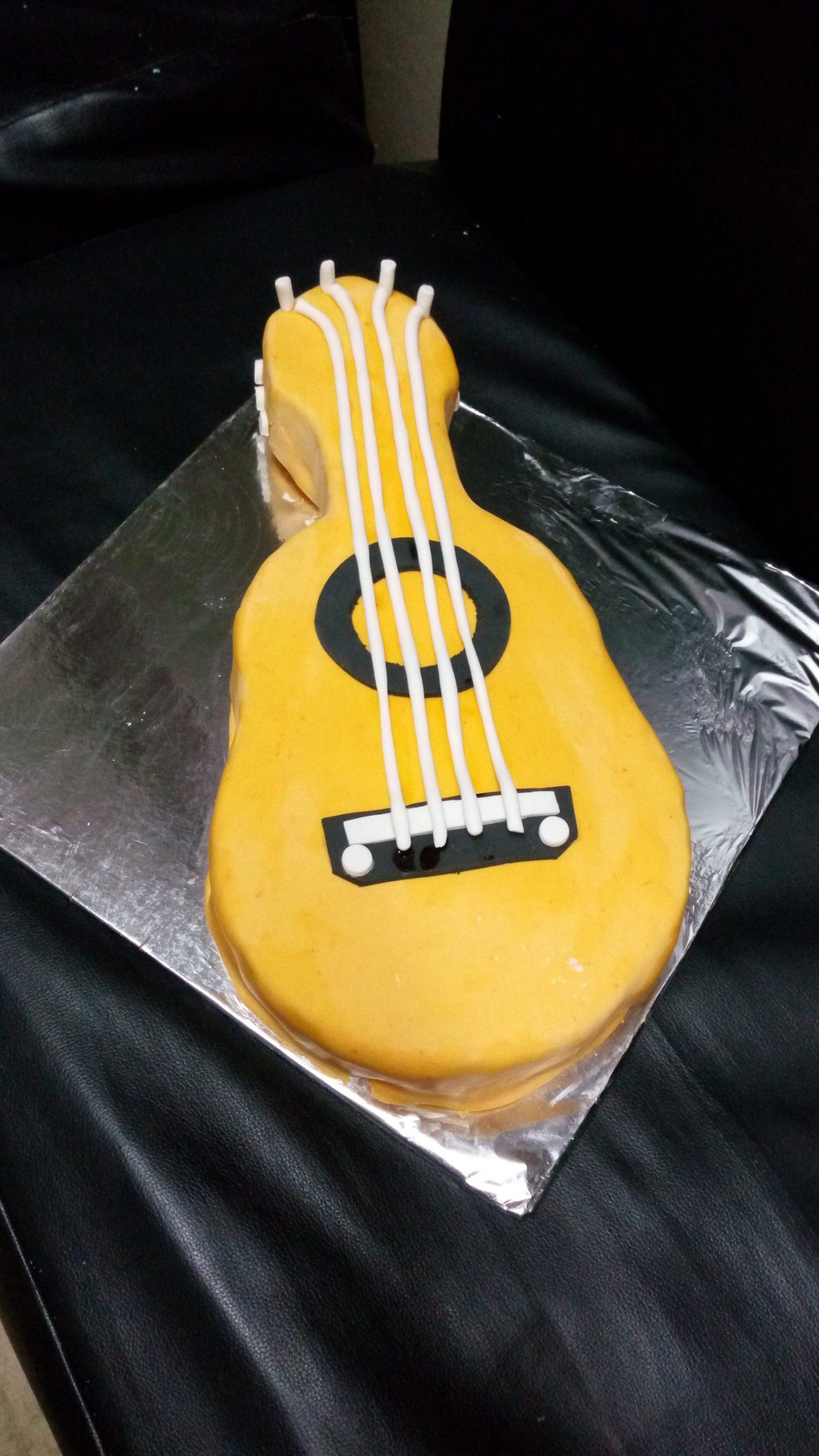 MODERN CAKE MAKING LEVEL 4