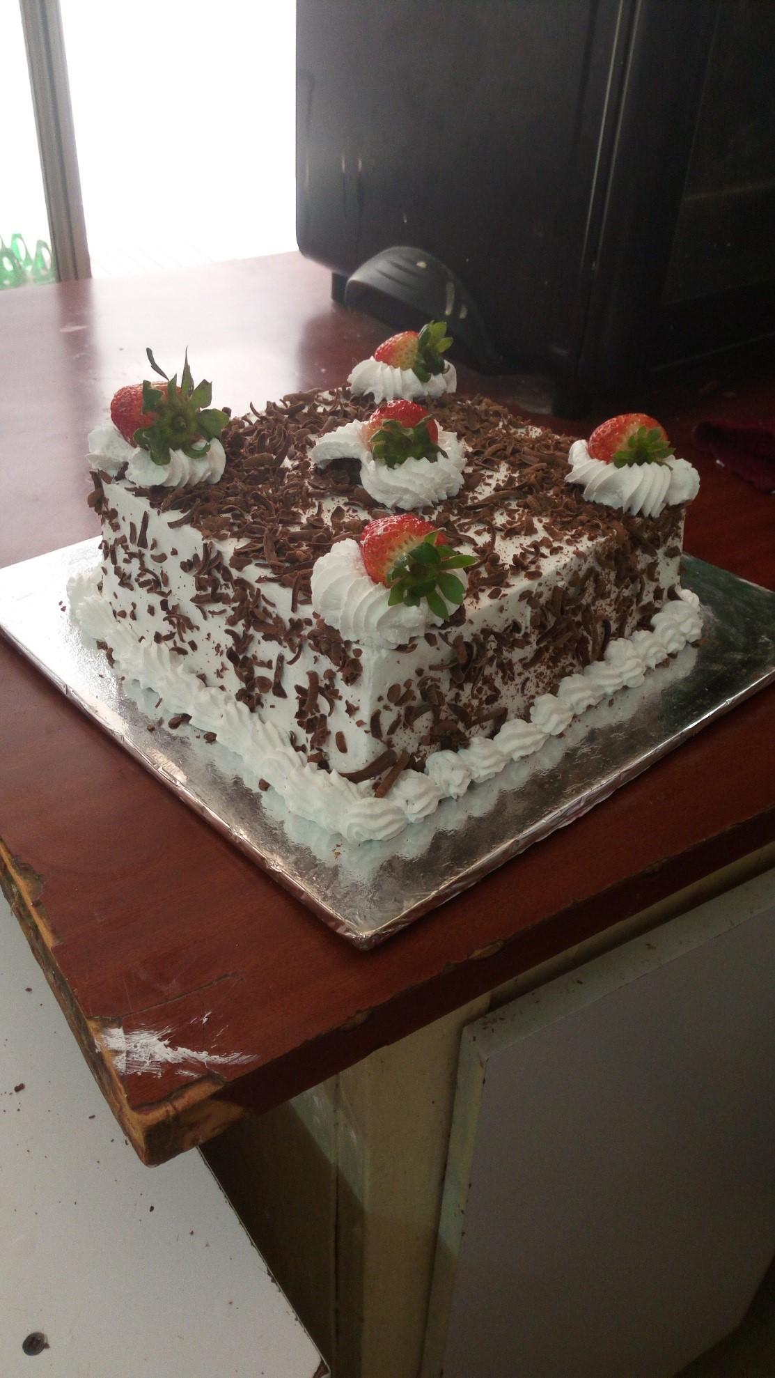 CAKE DECORATION LEVEL 1