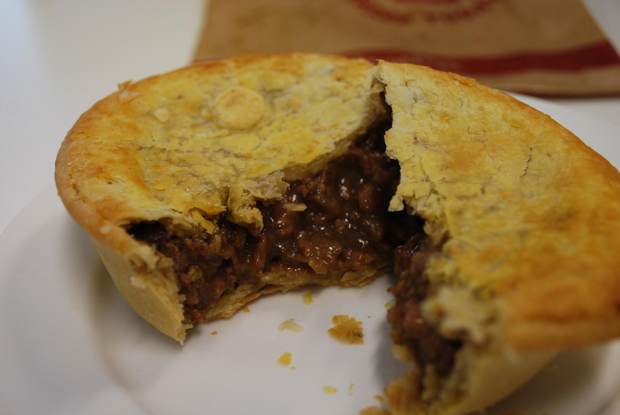 steak pie – savoury products level 5